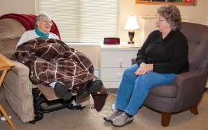 Independent living options at Majestic Pines