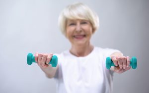 Therapy and Fitness options at Majestic Pines